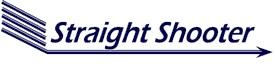 straight shooter logo