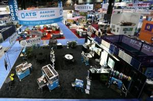 ATS Graph Expo - Banding Pavilion