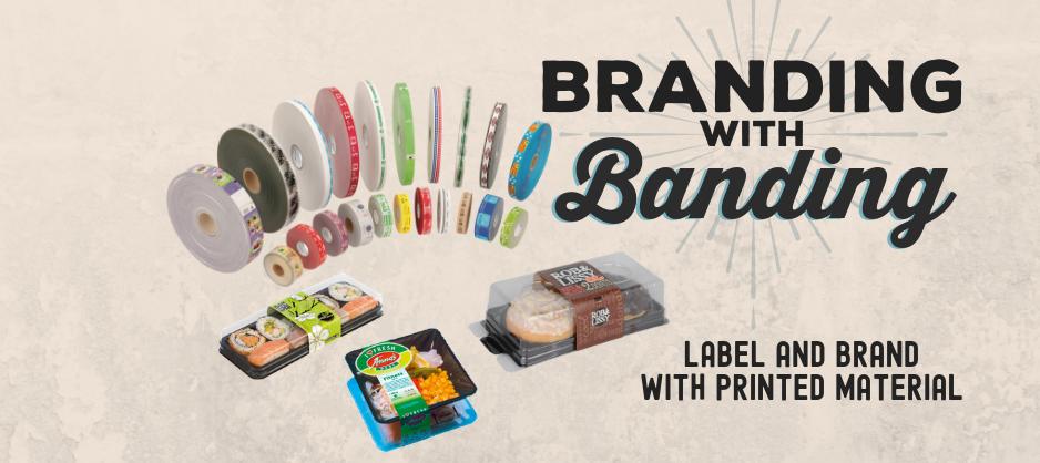 Branding with Banding